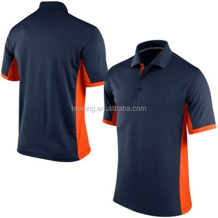 OEM custom high quality tennis polo shirt