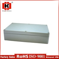 water proof plastic distribution ip65 pc water-proof box