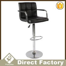 Factory direct sale circular base hall bar stool