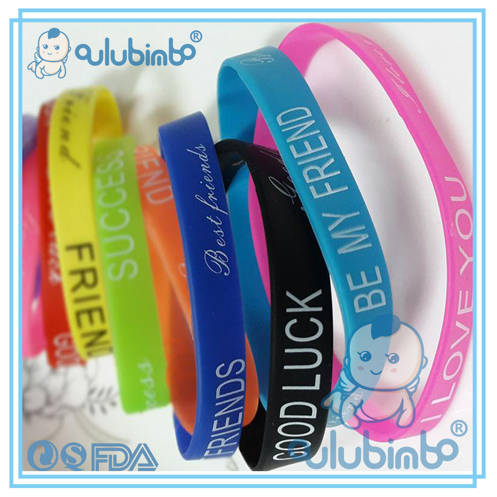 cheap custom and id wrist band kids of baby mosquito repellent bracelet