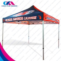 custom advertise print tent canopy