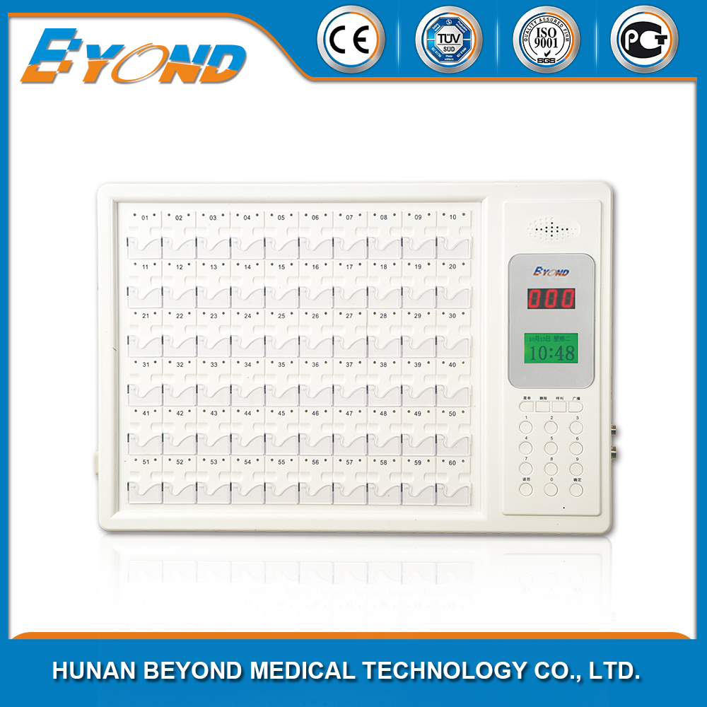 Electronic buzzer patient call button nursing calling system wired