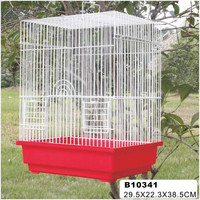 2016 New design steel round bird cage