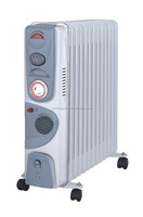 oil filled radiator/electric oil heater/oil radiator HDB-1YB1--TF