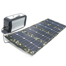 Most popular li-ion battery dc to ac power supply portable solar generator