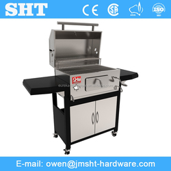 Made In China Stainless Steel Metal Promotion Gift Charcoal Bbq