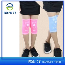 New design nylon kids sports knee brace, knee support for dancing & riding WH005-5