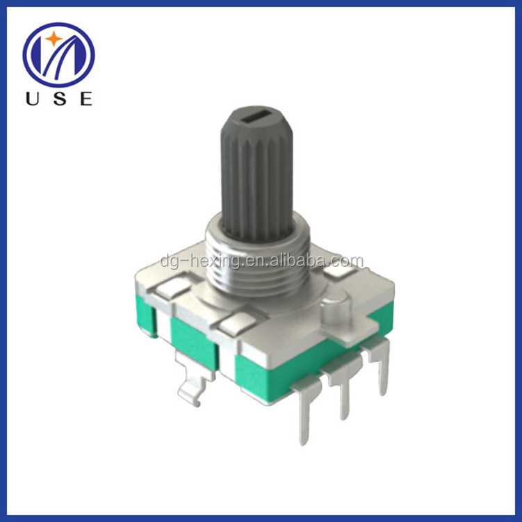 16mm EC16 Rotary Encoder without Switch EC160-H6V2-20F12-24P-24CC