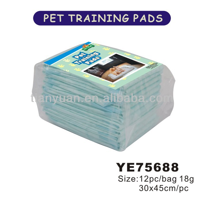 Pet select pee-pee training pads