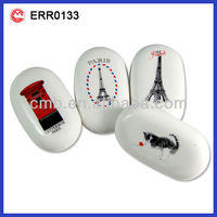 Promotional White Rubber Eraser