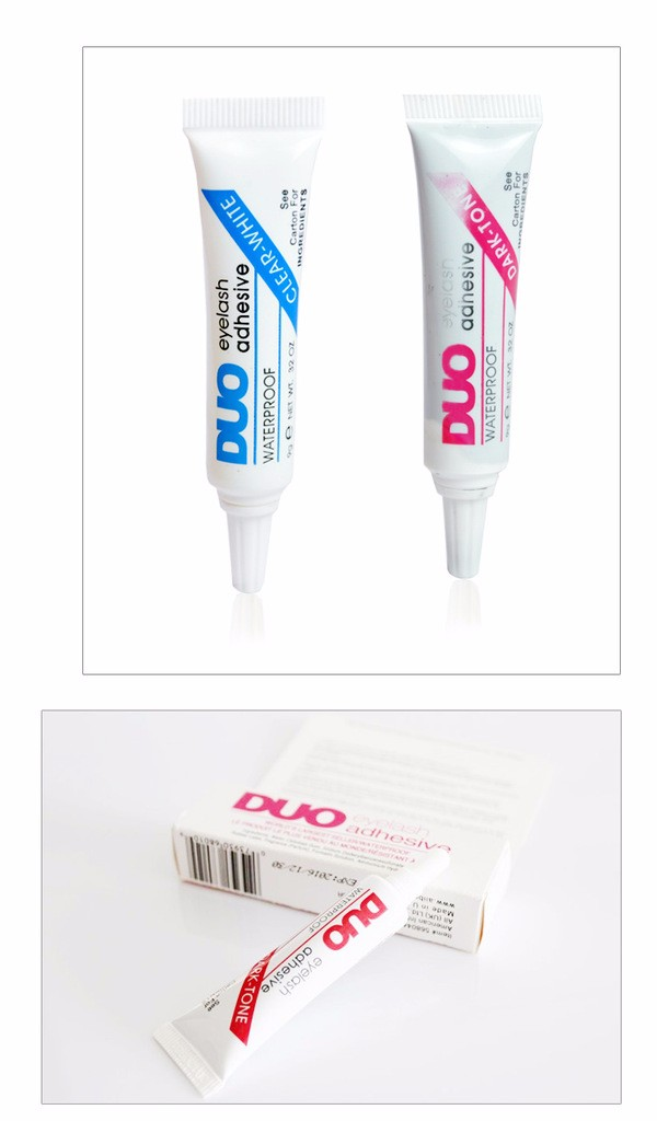 OEM professional long time lasting strong false eyelash adhesive glue
