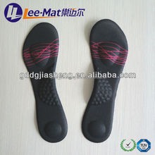 High hell massage insole for foot pain,hell spurs,arch of the foot protect the air cushion insole