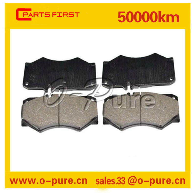 Spare parts or car parts or brake pads for MERCEDES BENZ E-class W460 O-pure OE brake pads 601 421 06 08