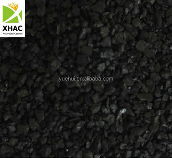Coconut based activated carbon for gold refining