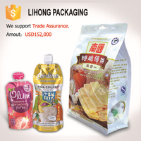Food Packaging Flexible Plastic Packaging Manufacturer