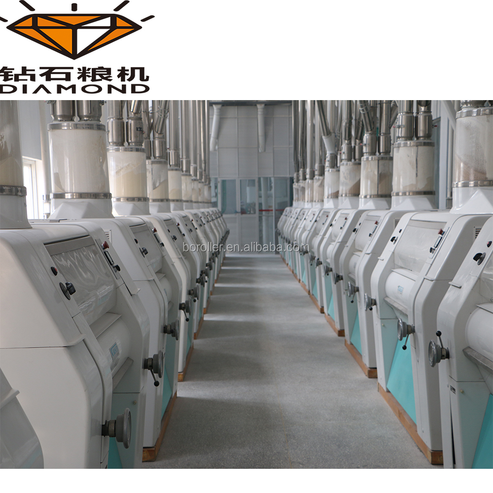 High finess flour production line