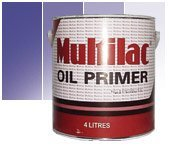Multilac Oil Primer Paint