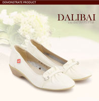 air hole design pictures casual leather ladies shoes,cheap white shoes