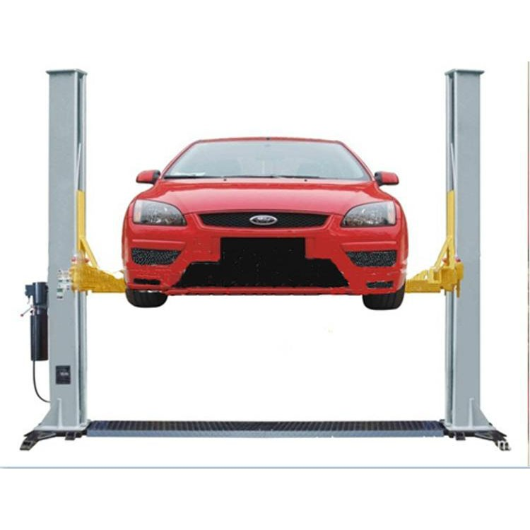 High quality 3.5T CE manual cheap auto 2 post car lift for sale