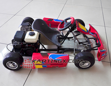 Gas powered pedal go kart 90cc kids racing go karts sale with low price