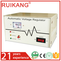 Best Selling environmental custom 5kw voltage stabilizer