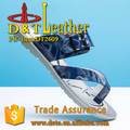high glossy tpu leather for man sandals shoes
