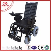 Factory Wholesale Price Power Wheelchair With Lithium Battery