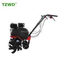 Manual start mini rotavator tillers and cultivators with low price