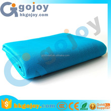 Convenient portable tote foldable floor grass sand straw beach mat manufacture