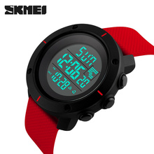 elegant women watches digital skmei 1213 jelly watch stylish for girls
