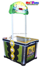 NF-R47A wonderful arcade win lottery ticket indoors super football entainment machine for sale