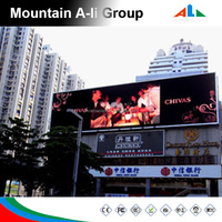 Outdoor Video Led Sign Boards Waterproof P10
