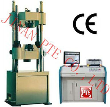 WAW-CI Hydraulic Textile and Concrete Testing Equipment