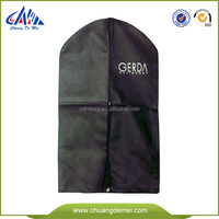 eco-friendly non woven garment bag suit cover