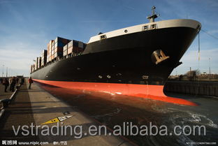 Freight forwarder from Yingkougang cargo ship sea freight to Tallinn