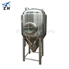 customized stainless steel beer making machine for pub brewing