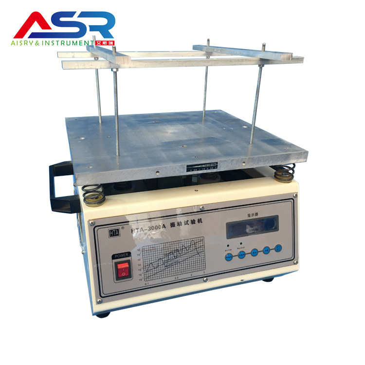 Factory outlets electromagnetic variable frequency vibration test table / vibration tester price