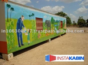 Mobile Containerised Schools