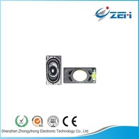 Factory Supply 8ohm mobile phone speaker part