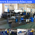 pp plastic pelletizing machine