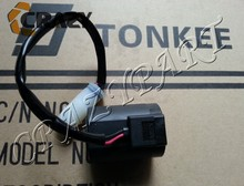 14527267 hydraulic main pump solenoid coil for EC210B
