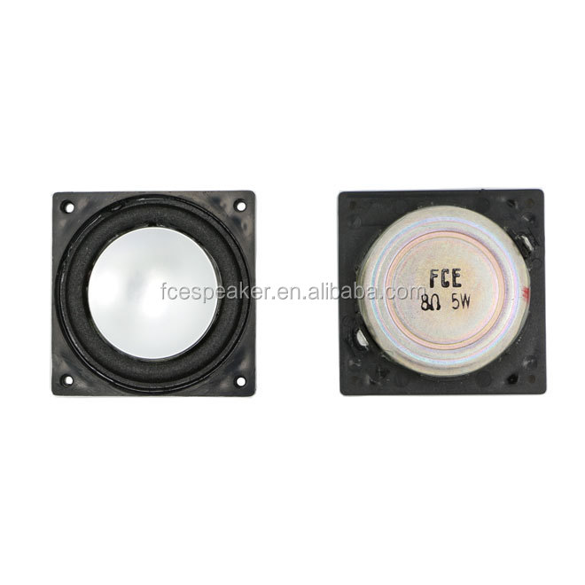 40mm 8ohm 5W raw speaker driver
