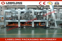 China gold supplier hot selling soya-bean milk juice filling machine