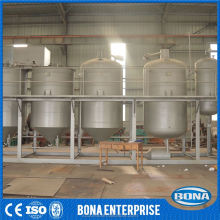 Ce Certificated High Quality Oil Refinery In Turkey