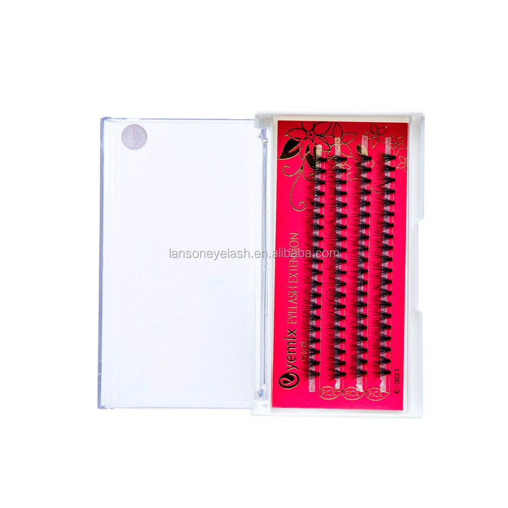 Best <strong>selling</strong> korea flare 20D mink volume eyelashes extension professional