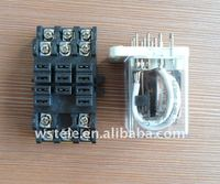 JQX-38F 30A 40A DC12V 24V 48V 60V AC12V 24V 110V 220V 240V General purpose Power Relay