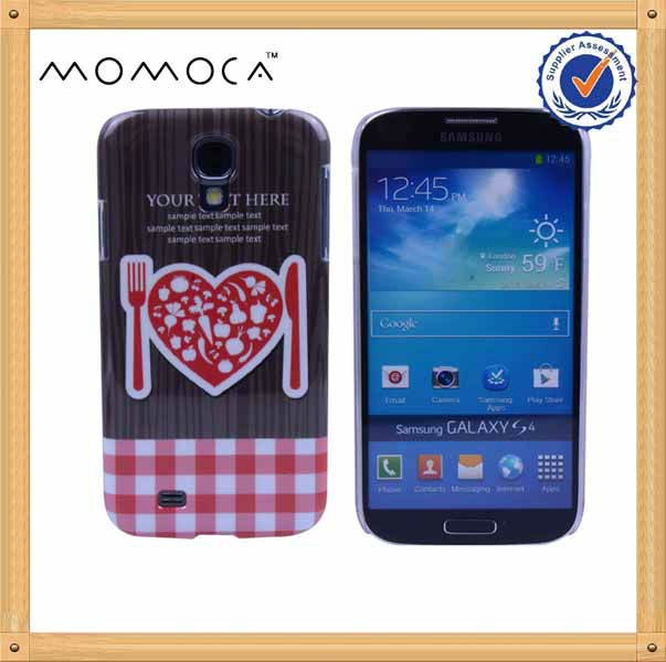 IMD mobile phone case for sumsung i9500