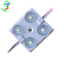 Cheap 5730 4 SMD Single Color Led Module Sign With Lens