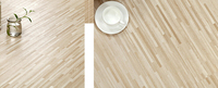 high quality 5mm Click and Lock WPC Floorings Planks woodgrain pvc floor