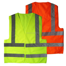 Visibility safety reflective vest Safety Vest Meet CE En471 Class 2, High Quality safty vest,safety Vest Reflective
